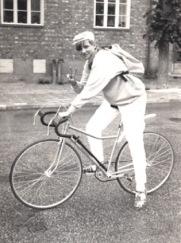 Min älskade cykel