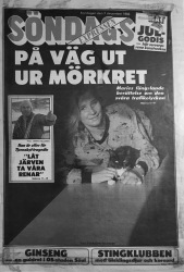 Expressen Söndag7/12-86