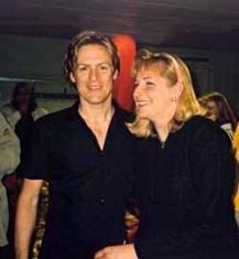 Bryan och jag 1996