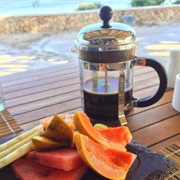 Kaffe från Blue Mountain